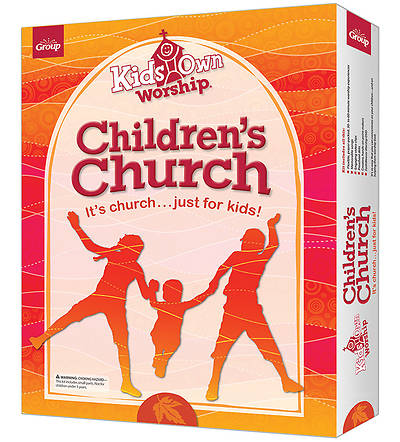KidsOwn Worship FaithWeaver Childrens Church Kit: Winter 2013-2014
