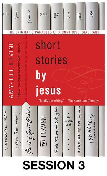 Picture of Short Stories by Jesus Streaming Video Session 3