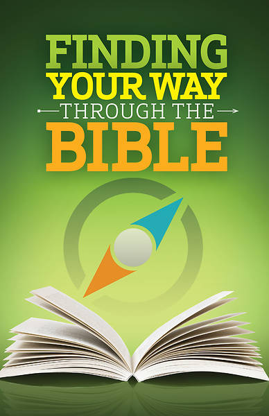 Picture of Finding Your Way Through the Bible - CEB version (revised)