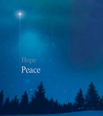 Picture of Peace Star Advent Bulletin, Large (Pkg of 50)