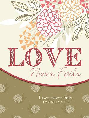 Picture of Love Never Fails