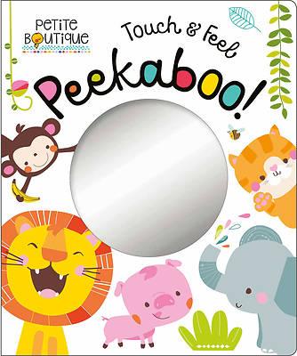 Picture of Petite Boutique Wild Animals Peekaboo