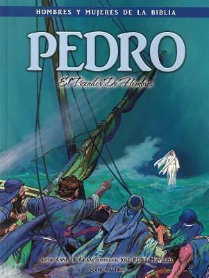 Picture of Pedro - Hombres y Mujeres de la Biblia