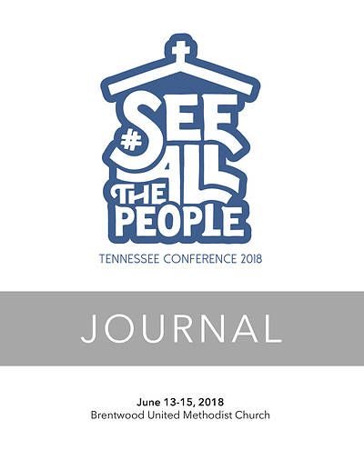 Picture of Tennessee Annual Conference Journal 2018