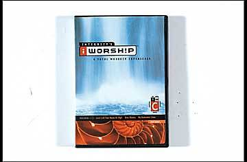 IWorship Resource System C DVD
