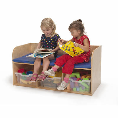Picture of Children's Bench With Storage