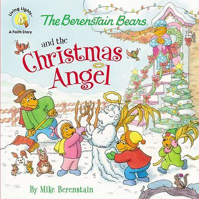 Picture of The Berenstain Bears and the Christmas Angel