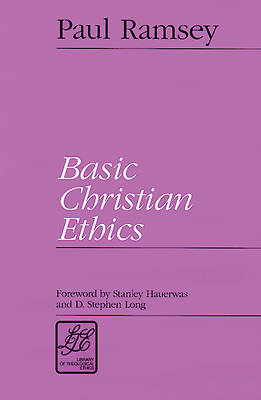 Picture of Basic Christian Ethics