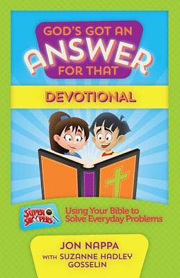 Gods Got an Answer for That Devotional [ePub Ebook]