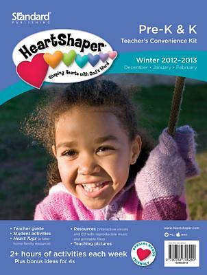 Standards HeartShaper Pre-K & K Teacher Kit Winter 2012 13