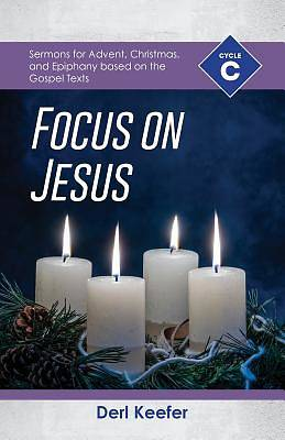 Picture of Focus on Jesus!