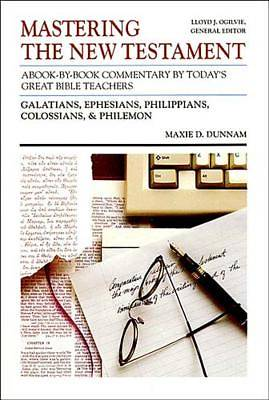 Commentaries Galatians, Ephesians, Philippians, Colossians & Philemon