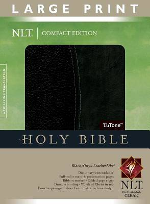 Large Print Compact New Living Translation Bible