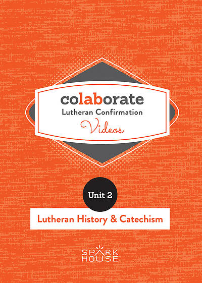 Picture of Colaborate: Lutheran Confirmation DVD: Lutheran History and Catechism