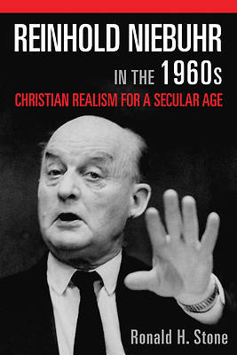 Picture of Reinhold Niebuhr in the 1960s