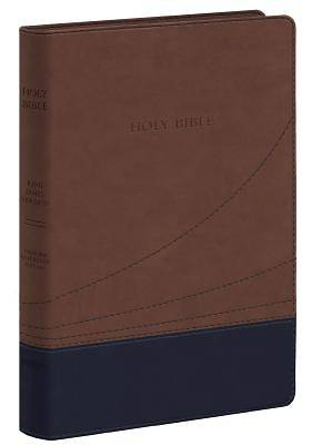 Large Print Thinline Reference Bible King James Version