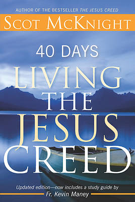 Picture of 40 Days Living the Jesus Creed