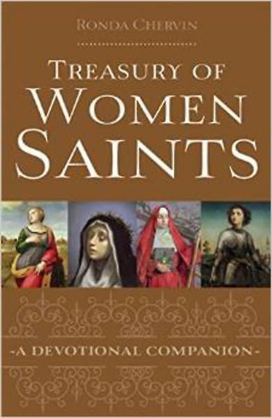 Picture of Treasury of Women Saints