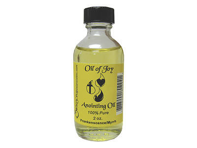 Picture of Oil of Joy 2 Oz. Frankincense & Myrrh Anointing Oil
