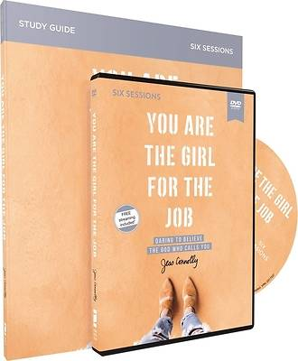 Picture of You Are the Girl for the Job Study Guide with DVD