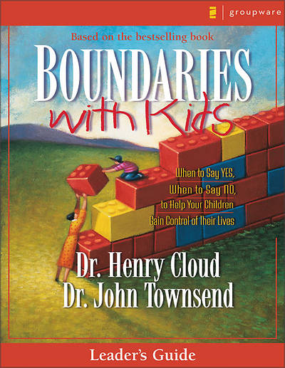 Boundaries with Kids  Leaders Guide