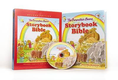Berenstain Bears Storybook Bible Deluxe Edition