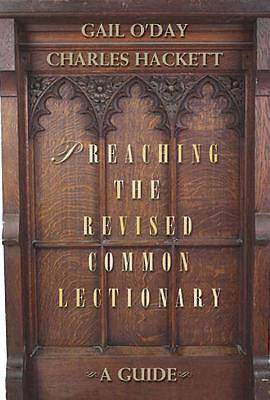 Preaching the Revised Common Lectionary