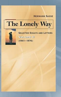 Picture of The Lonely Way