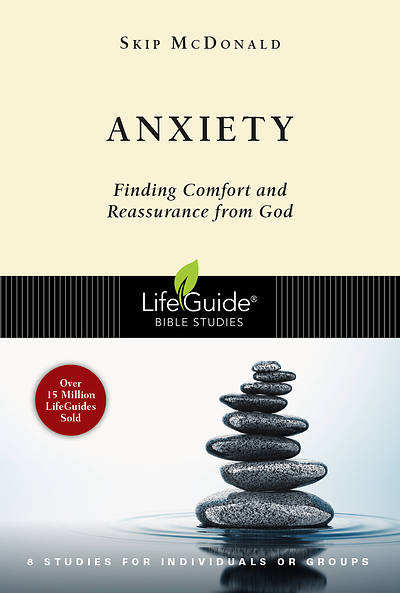Picture of LifeGuide Bible Studies - Anxiety