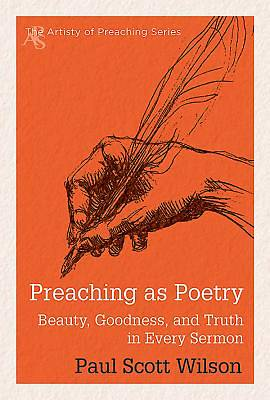 Preaching as Poetry - eBook [ePub]