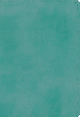 ESV Student Study Bible (Trutone, Turquoise)