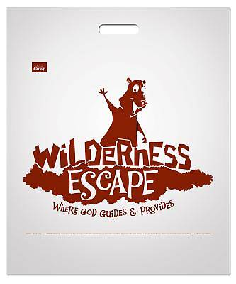 Group VBS 2014 Wilderness Escape Tribe Totes 10pk
