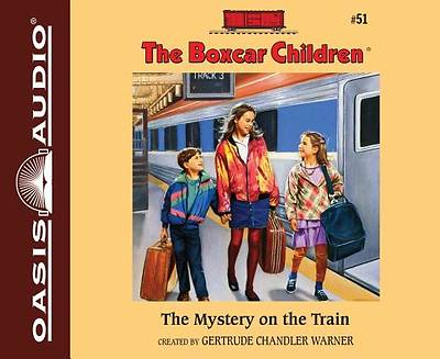 The Mystery on the Train (Library Edition)