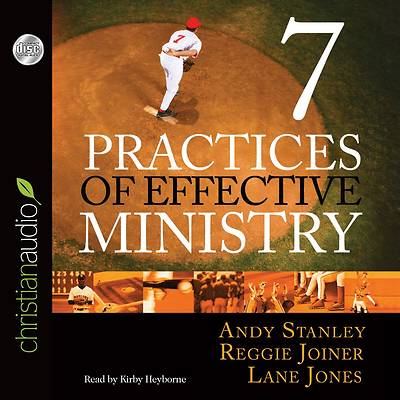 Picture of 7 Practices of Effective Ministry Audiobook