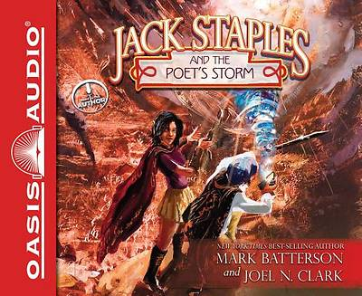 Jack Staples and the Poets Storm (Library Edition)