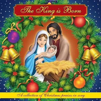 Picture of Audio CD - The King Is Born Audio CD