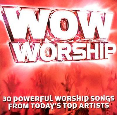 Wow Worship (Red)  CD