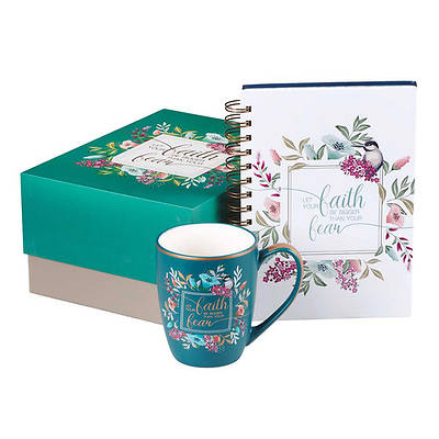 Picture of Gift Set Let Your Faith