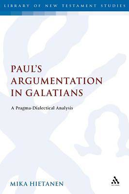 Pauls Argumentation in Galatians [Adobe Ebook]