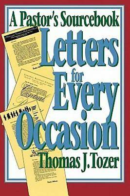 Letters for Every Occasion