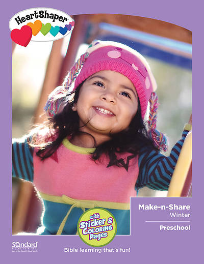 HeartShaper PreSchool Student Make-N-Share Winter