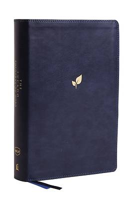 Nkjv, Lucado Encouraging Word Bible, Blue, Leathersoft, Thumb Indexed, Comfort Print