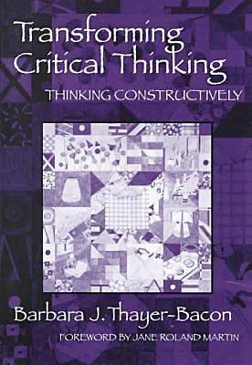 Picture of Transforming Critical Thinking