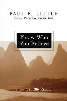 Picture of Know Who You Believe