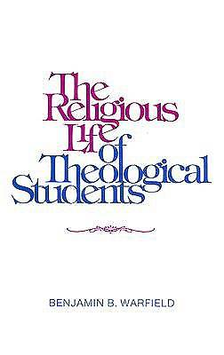 The Religious Life Theological Students