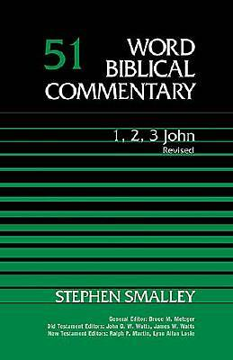 Word Biblical Commentary - 1,2,3 John