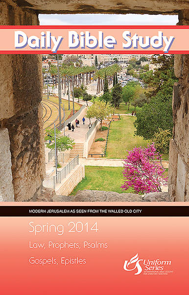 Daily Bible Study Spring 2014 - eBook [ePub]