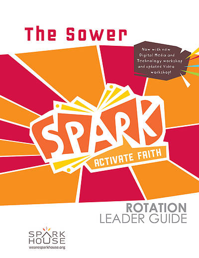 Picture of Spark Rotation  The Sower  Leader Guide