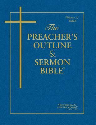 Picture of The Preacher's Outline & Sermon Bible: Ezekiel, KJV