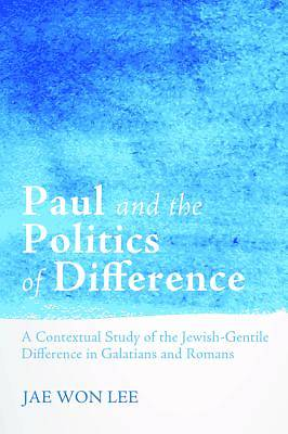 Picture of Paul and the Politics of Difference